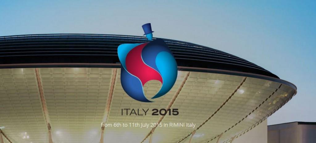 Championnat du monde de magie 2015 en italie